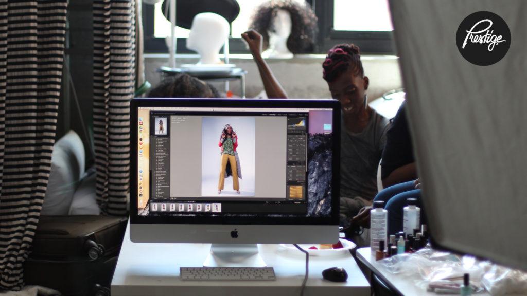 Nicole C. Mullen Album Cover Shoot Overview
