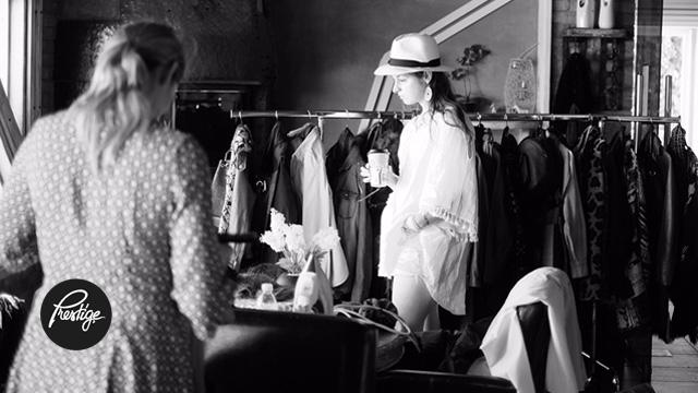 Prestige Artist Anna Wardrobe Stylist