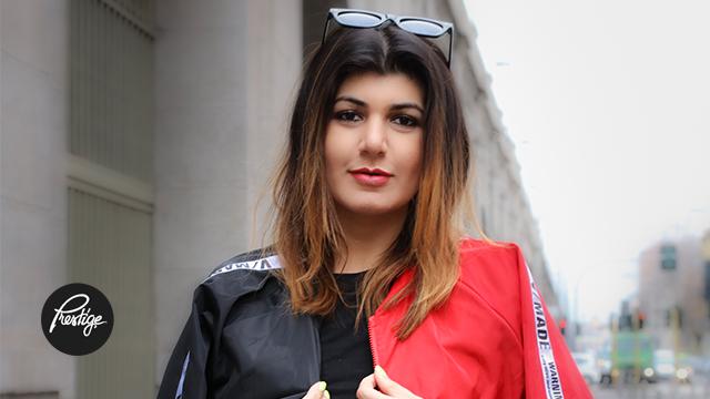Prestige Artist Neha Wardrobe Stylist